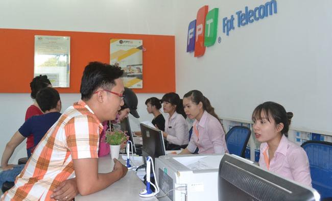 FPT Telecom đặt mục tiêu lãi trước thuế 1.210 tỷ đồng trong năm 2017