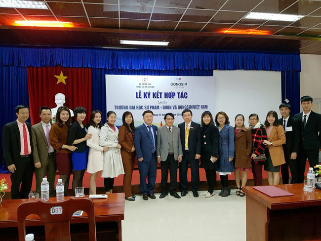 Công ty thành viên của Egroup đưa chương trình giáo dục mầm non bản quyền Hàn Quốc về Miền Trung