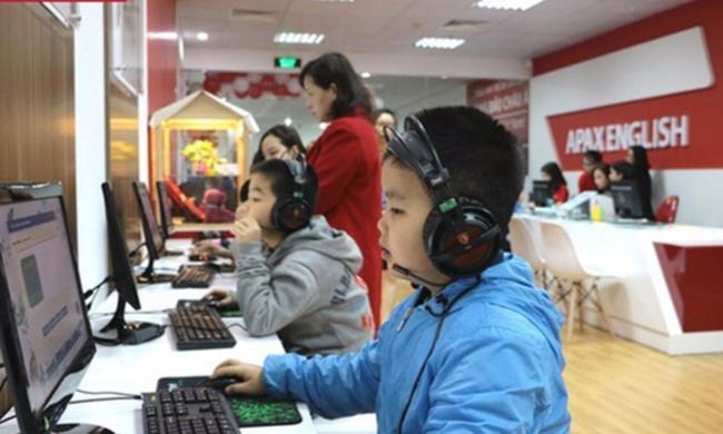 Kết quả hình ảnh cho trẻ em học công nghệ thông tin