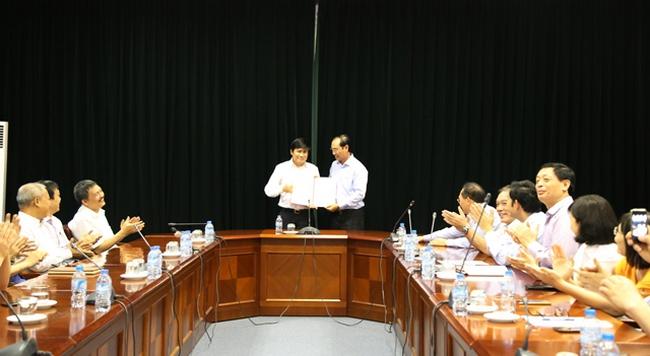 Ông Đinh Việt Thắng làm Cục trưởng Cục Hàng không Việt Nam