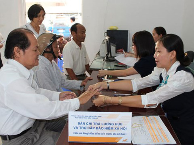 Người nhận lương hưu cao nhất Việt Nam là 87 triệu đồng/tháng