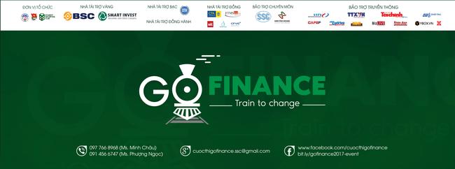 Go Finance 2017: Cơ hội thay đổi, thể hiện bản lĩnh