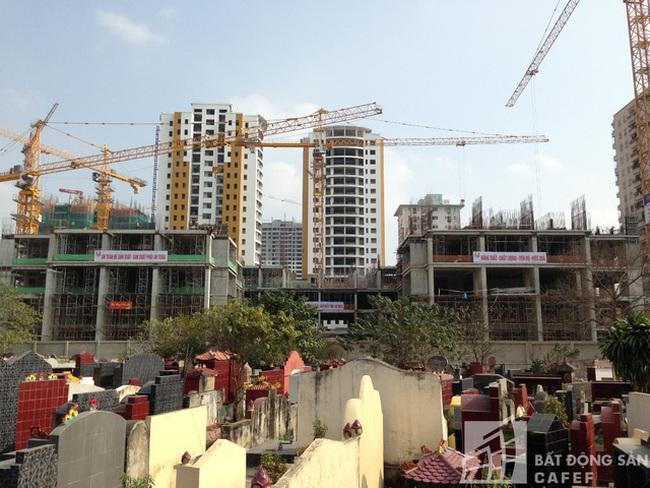 Hà Nội xuất hiện tình trạng cắt lỗ căn hộ ở hàng loạt dự án