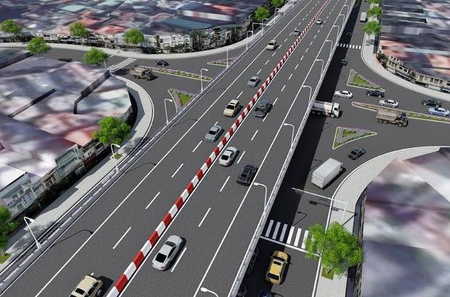 Thông xe toàn bộ cầu vượt nút giao thông Gò Mây