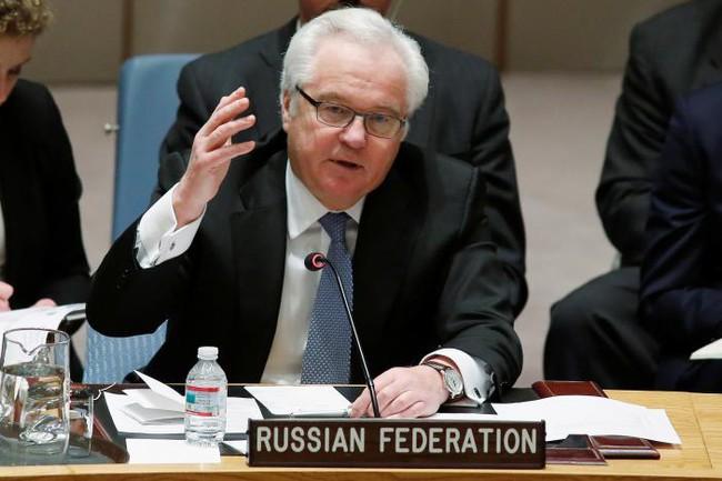 Đại sứ Nga tại Liên Hợp Quốc đột ngột qua đời ở New York