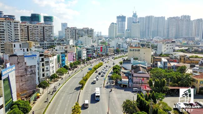 Soi loạt dự án trên cung đường 3km đắt đỏ bậc nhất Sài Gòn