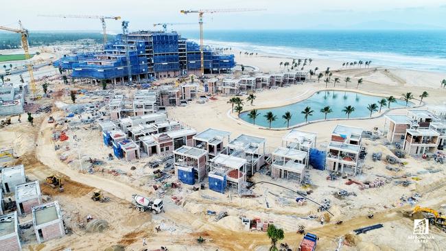 Siêu dự án nghỉ dưỡng của Vingroup và Casino 4 tỷ USD tại Nam Hội An hiện giờ ra sao?