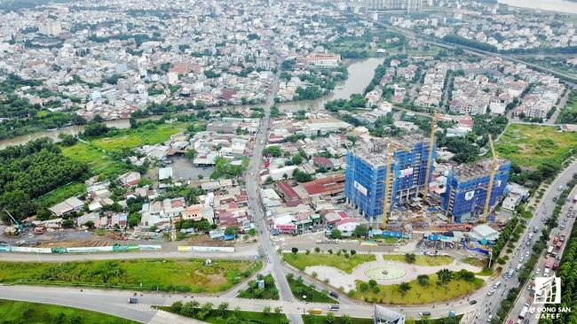 TPHCM: Toàn cảnh loạt tuyến đường dọc trục vành đai 2 được mở rộng, người mua nhà khu Đông háo hức chờ đợi