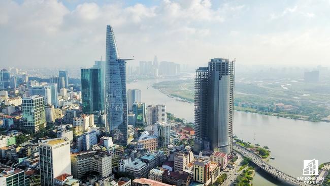 Cận cảnh hai dự án nghìn tỷ tại Sài Gòn đang bị VAMC siết nợ