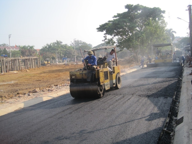 Hà Nội: Điều chỉnh dự án xây dựng đường Lại Yên - An Khánh