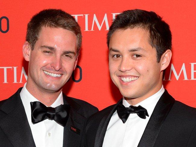 Những cái tên sẽ trở thành triệu phú và tỷ phú sau vụ IPO của Snapchat