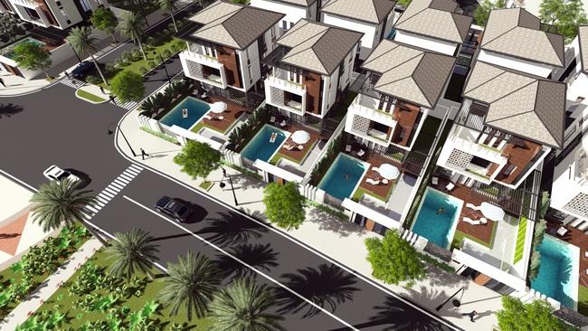 Elysia Complex City ra mắt phân khúc biệt thự mới SunRiver Villa