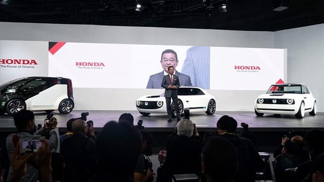 """Honda tại Tokyo 2017: Vì một thế giới """"sạch"""" và thông minh"""