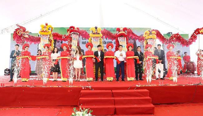 Mỹ phẩm thiên nhiên Linh Hương khánh thành nhà máy sản xuất theo chuẩn GMP – ASEAN