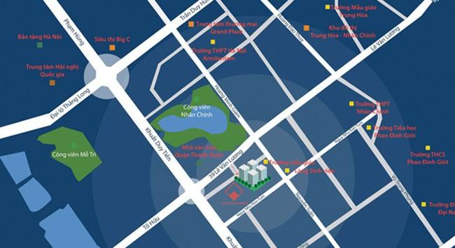 Đường Lê Văn Lương: Tuyến đường sở hữu dự án trọng điểm