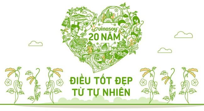 Vinasoy: 20 năm sức sống đậu nành Việt