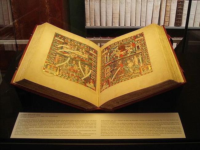 Bản thảo sách Mặc Môn lập kỷ lục là cuốn sách đắt nhất thế giới