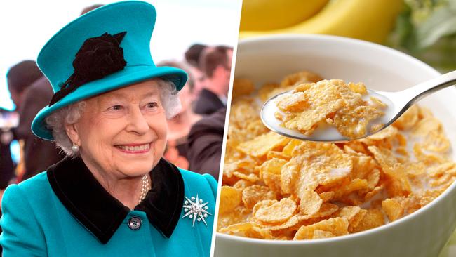 Bất ngờ với những thói quen ăn uống kỳ lạ của Nữ hoàng Anh Elizabeth II