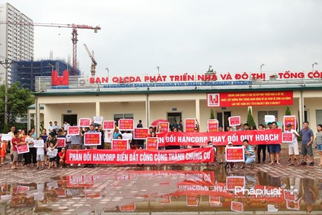 Chủ đầu tư Khu Đoàn Ngoại giao đoàn (Hancorp) từng bị Bộ NN-PTNT cấm cửa, Thanh tra Chính phủ chỉ rõ hành vi vụ lợi