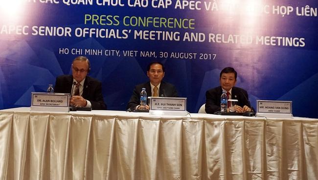 SOM 3 kết thúc tốt đẹp, Chủ tịch SOM APEC cảm ơn nhân dân TP.HCM