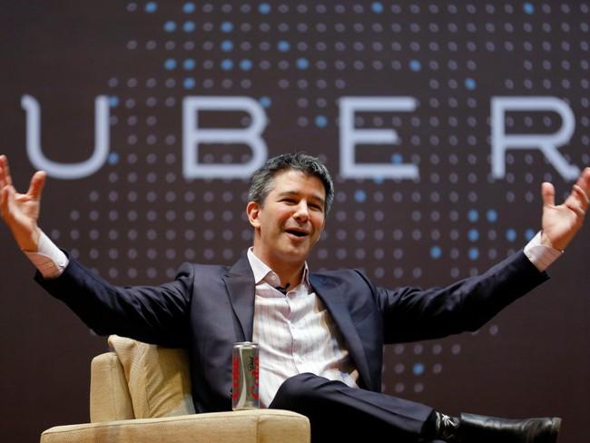 CEO Uber: Từ cậu bé 18 tuổi gõ cửa từng nhà để tiếp thị bán dao đến tỷ phú nổi danh khắp thế giới