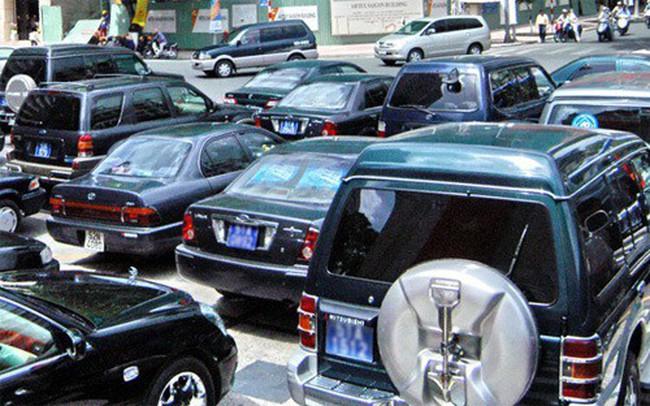 Thí điểm khoán xe công, Hà Nội giảm được 11 lái xe
