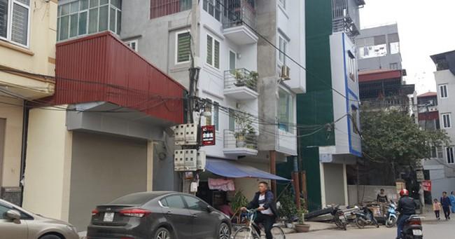 Hà Nội tiếp tục phát sinh hàng loạt nhà siêu mỏng, siêu méo