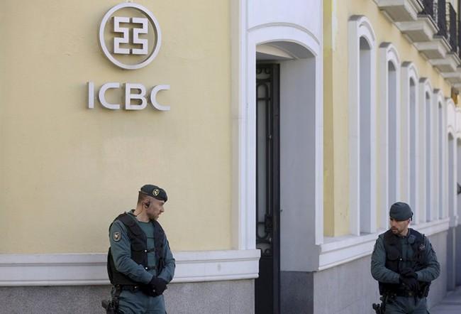 Tây Ban Nha cáo buộc ngân hàng Trung Quốc 'rửa' hàng trăm triệu euro