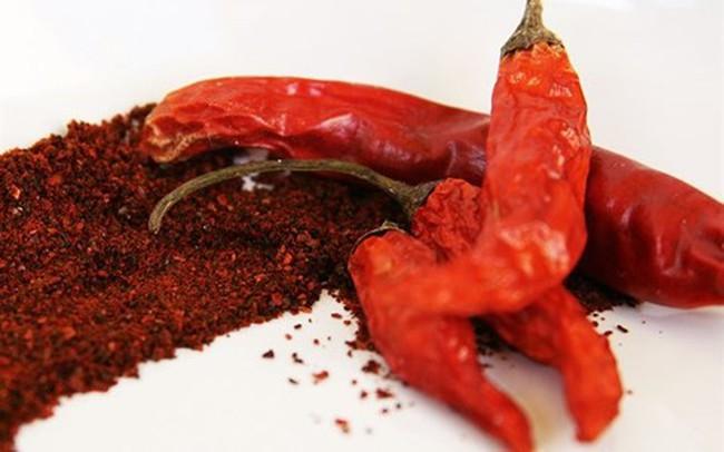 100% mẫu ớt bột chứa chất gây ung thư gan: Có thể do bảo quản