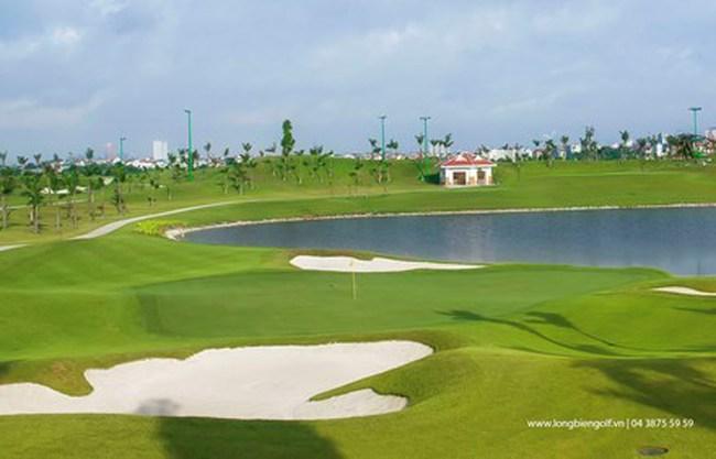 Hà Nội điều chỉnh đất xây biệt thự ở dự án sân golf 36 lỗ