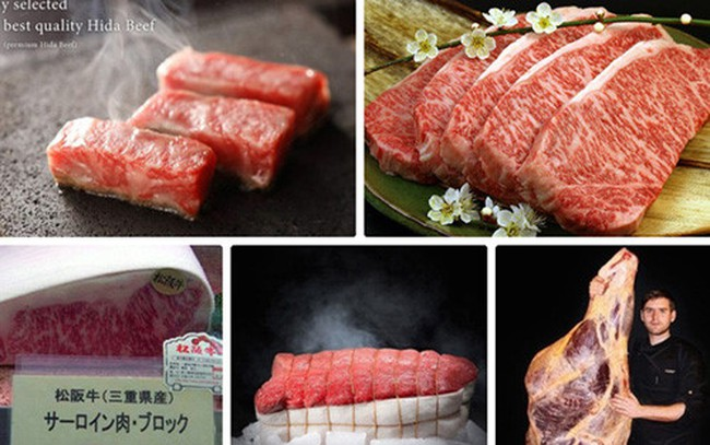 Những loại thịt bò thượng hạng siêu đắt trên thế giới