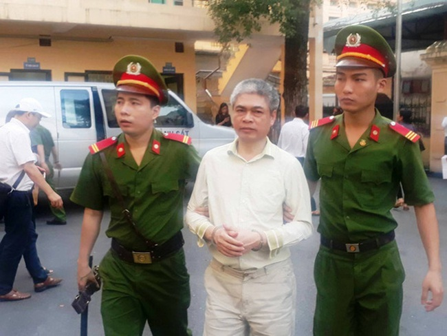 Đối mặt án tử, Nguyễn Xuân Sơn đã nói gì sau cùng?