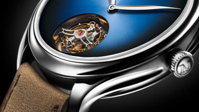 Siêu phẩm viết tiếp câu chuyện bản sắc của một trong những thương hiệu đồng hồ độc đáo nhất Thụy Sỹ