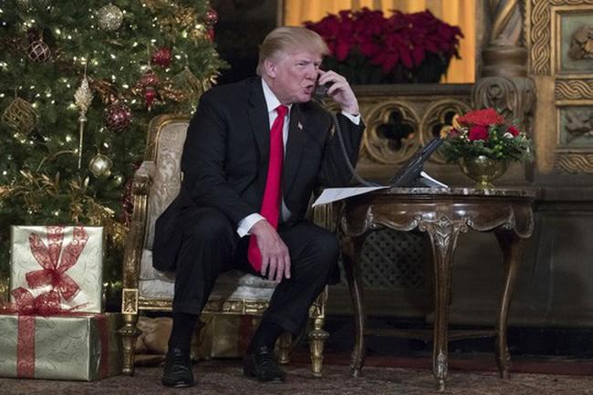 Ông Trump ước gì cho Giáng sinh?