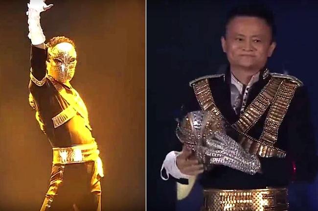 """Tỷ phú Jack Ma trông như thế nào khi 'hóa thân' thành Michael Jackson: """"Đừng lo sợ khi trông giống một kẻ khờ. Hãy làm những gì bạn thích"""""""