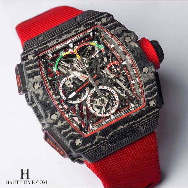 """Tiết lộ bất ngờ về """"vua đồng hồ"""" Richard Mille và những cỗ máy thời gian có giá hàng triệu đô"""