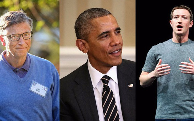 Bill Gates, Mark Zuckerberg, Barack Obama có điểm gì chung? Tất cả đều khuyên bạn đọc cuốn sách này!