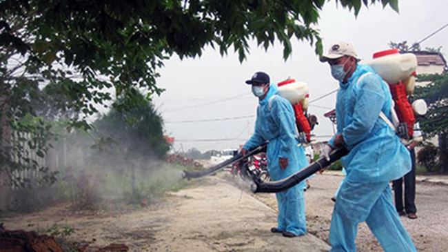 Hà Nội đã chi gần 20 tỷ để phòng chống sốt xuất huyết