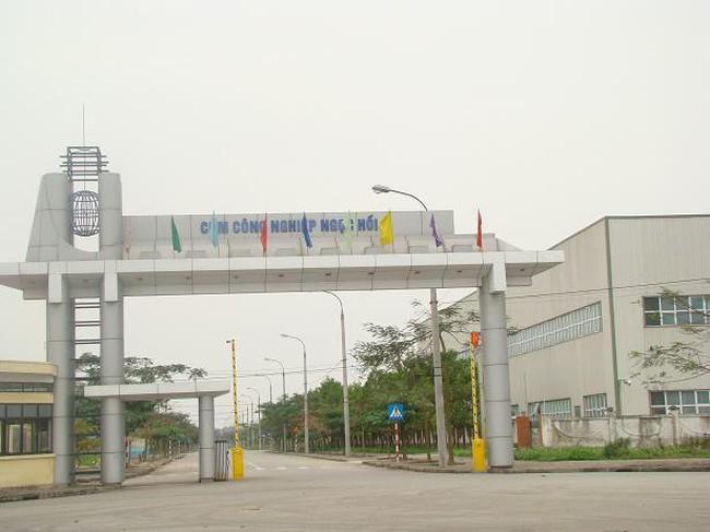 Hà Nội lập thêm cụm công nghiệp Ngọc Hồi rộng 56ha