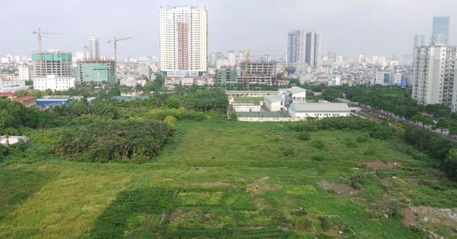 Hà Nội: Thêm 61ha đất trồng lúa chuyển đổi thành đất dự án
