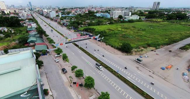 Hà Nội: Chuẩn bị làm tuyến đường nối Quốc lộ 32 đến đường N6