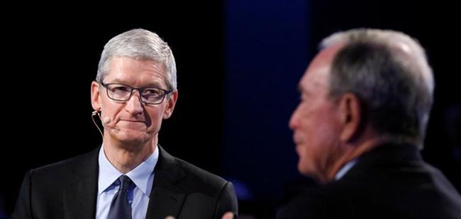"""CEO Tim Cook: """"Nếu trở thành Tổng thống, tôi sẽ độc chiếm nhân tài của thế giới"""""""