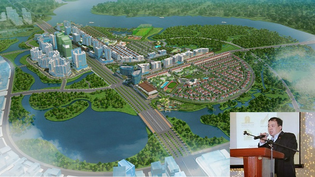 Ông Trần Đăng Khoa và Mai Linh rút khỏi Sala (Thủ Thiêm), về Thủ đô đầu tư dự án 4.500 tỷ