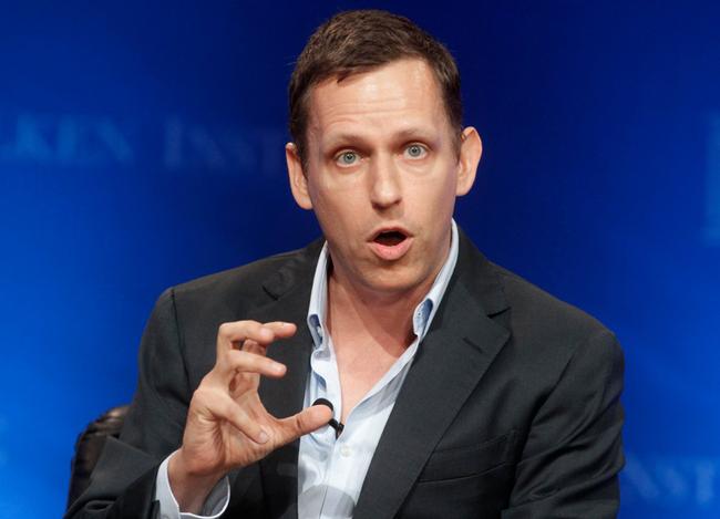 """Tỷ phú Peter Thiel: """"Mọi người đang đánh giá thấp tiềm năng của bitcoin"""""""