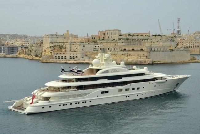 Những chiếc du thuyền mà mọi tỷ phú muốn sở hữu