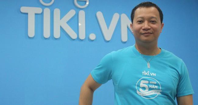 CEO Tiki: Không có gì phải lo lắng khi có những đối thủ khổng lồ như Alibaba hay Amazon