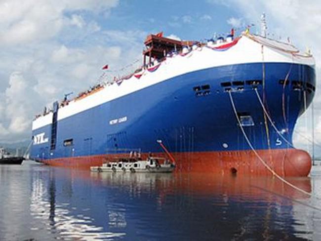 Phó Thủ tướng Vương Đình Huệ là Trưởng ban chỉ đạo tái cơ cấu Tổng công ty Công nghiệp tàu thủy