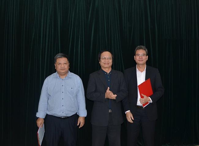 Tổng công ty Đường sắt Việt Nam có nhân sự mới