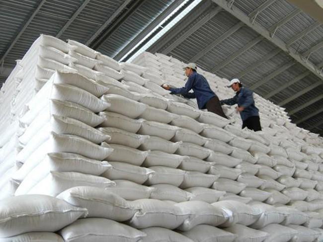 Bổ sung 553 tỷ đồng mua bù gạo dự trữ quốc gia