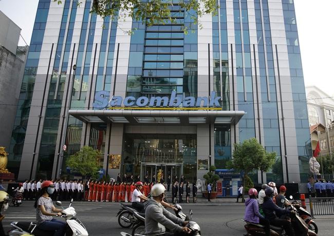 Sacombank đã rút sạch vốn khỏi Dịch vụ Hàng không Sân bay Nội Bài